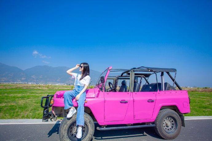 洱海吉普车旅拍找谁报名_洱海旅拍多少钱