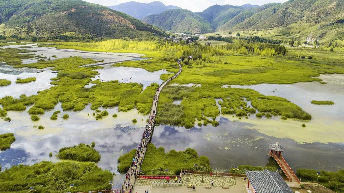 如果第一次来丽江旅行,这个5日游攻略记